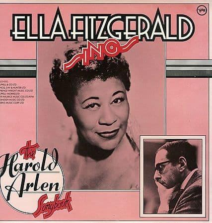 Ella Fitzgerald<br>Ella Fitzgerald Sings The Harold Arlen Songbook